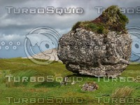 Irish stone photo
