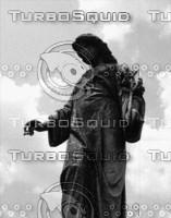 Tomb Sculpture photograph