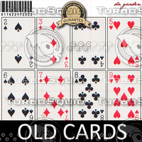 Playing Cards-Old