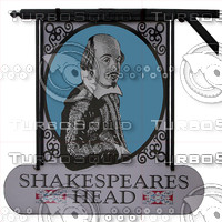 pub sign shakespeares head.jpg