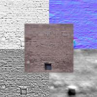 Tileable Stone Castle Walls Texture Pack gokhan