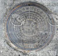 Tijuana Sewer Lid