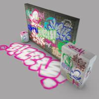 Grafitti ALPHA pack