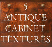 5 Antique Furniture Textures