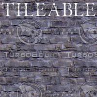 Dark Brick tileable texture