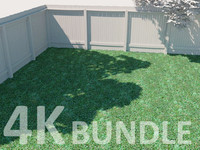 4K Grass Texture Bundle