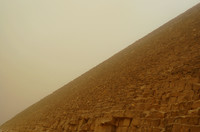 A very stylish Egyptian Pyramid shot