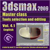 Video Master Class 3dsmax 2009 Vol.4.1 english