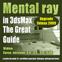 Video Workshop Mental ray the great guide eng 2009