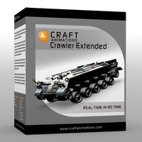 Craft Crawler Extended