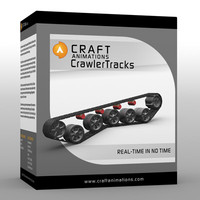 Craft CrawlerTracks