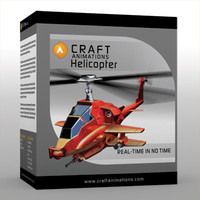 Craft Helicopter