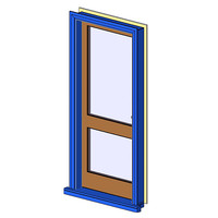 Ext Single-In Timber-2Lite (NZ)