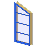 FL 4Raking Aluminum-Architrave (NZ)