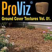 3dRender Pro-Viz Ground Cover Vol. 01