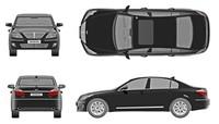 2009 Hyundai Genesis Blueprint