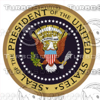 United States Presidential Seal (images)