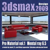 Pro Material 3dsmax 2009 Vol.1
