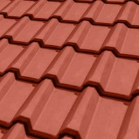 Rooftiles Tileable Texture 04