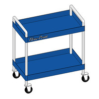 Snap-On KRBC2T 2 Shelf Roll Cart