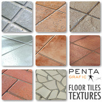 FLOOR TILE - BALDOSAS vol.1