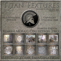 Roman Mosaic Collection Two