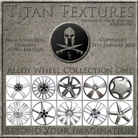 Alloy Wheel Collection One