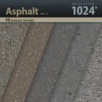 Asphalt Textures vol.2