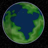 Toon Planet.mat
