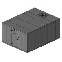 U.S. Cooler Walk-In Cooler (11 6x16-16x22)