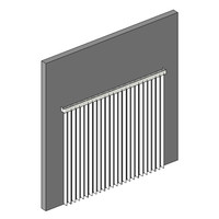 Vertical Blinds-Open
