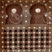 Arab Panel Texture