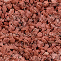 Tileable Crushed Red Brick Texture