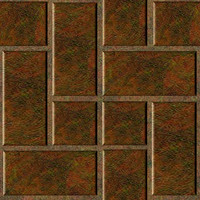Slate Tile / Brown