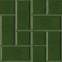 Slate Tile - Green .BMP