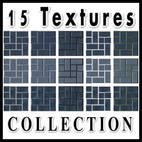 Indigo Blues Texture Collection