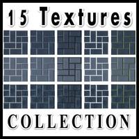 Indigo Blues Texture Collection