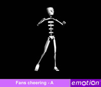 emo0007-Fans cheering - A