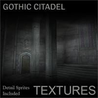 Gothic Citadel Texture Pack