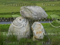 Irish stones photo