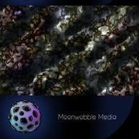 Metal Leopard Ripple - CG Texture