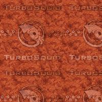 Orange carpet seamless pattern