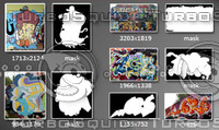 5 Graffiti collection pack1