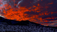 Sunset Moving