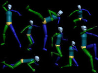 Collection of BIPs and Motion Capture