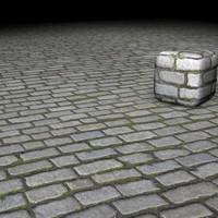 material Cobblestones