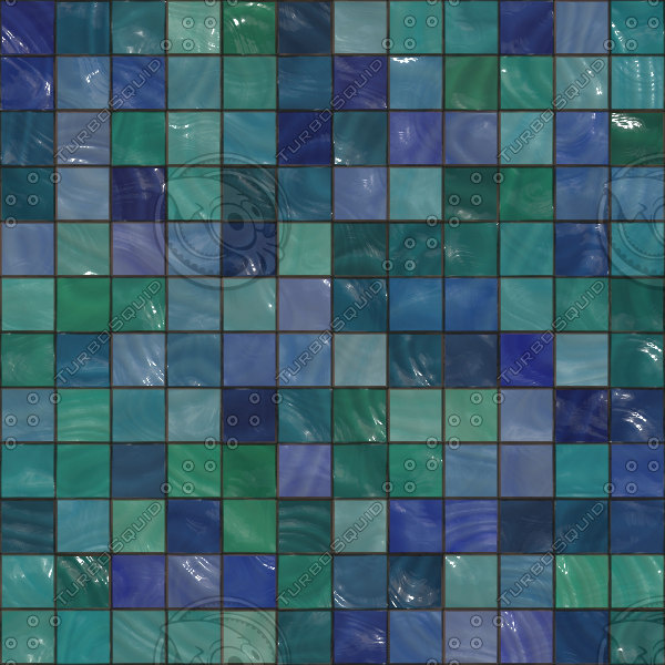 blue bathroom tiles texture images