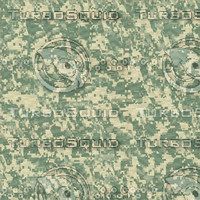 United States ACU universal army digital camouflage