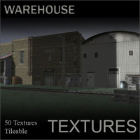 Industrial Warehouse Textures