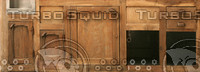 Old Wooden doors texture